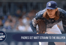 Strahm ready fill a bullpen role with the Padres this season, AJ Cassavell of MLB.com reports. Strahm pitched 46 games for San Diego in 2019, making 30 appearances in relief. He posted a 3.27 ERA and held opposing hitters to a .246 average in that role, and the Padres will look to him for similar production in 2020. Per Cassavell, Strahm is likely to work in a long-relief role, regularly pitching two or three innings.