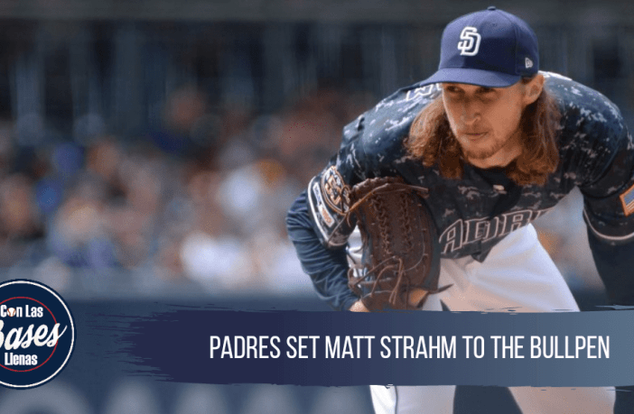 Strahmready fill a bullpen role with thePadresthis season, AJ Cassavell of MLB.com reports. Strahm pitched 46 games for San Diego in 2019, making 30 appearances in relief. He posted a 3.27 ERA and held opposing hitters to a .246 average in that role, and the Padres will look to him for similar production in 2020. Per Cassavell, Strahm is likely to work in a long-relief role, regularly pitching two or three innings.