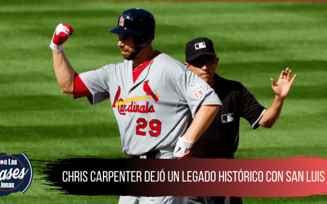 Chris Carpenter en Cardenales