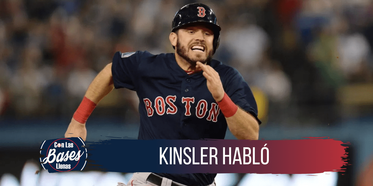 Ian Kinsler se pronuncia sobre robo de señas de Boston Red Sox