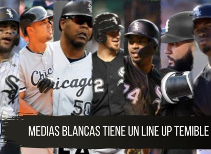 Posible line-up de los White Sox para pelear la División Central