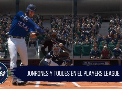 Inauguración del torneo virtual de MLB The Show 20