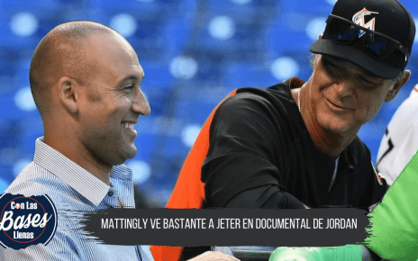 Mattingly ve bastante a Jeter en documental de Jordan
