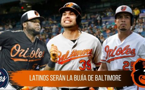 pOSIBLE LINE UP DE LOS ORIOLES