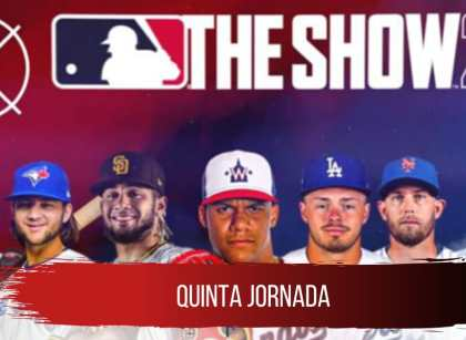MLB The Show Players League: quinta jornada