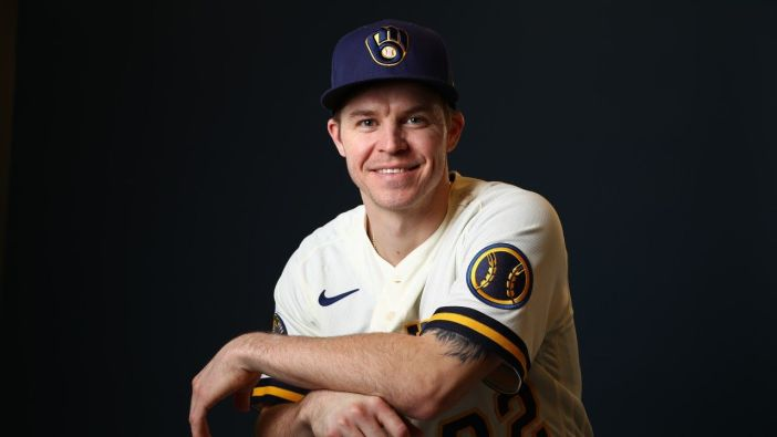 brock holt photo day brewers