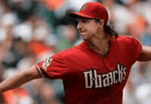 Randy Johnson el mata paloma