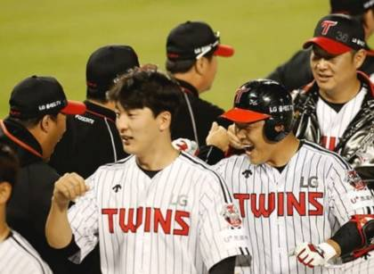 Resultados KBO: Dinos y Twins barrieron sus respectivas series