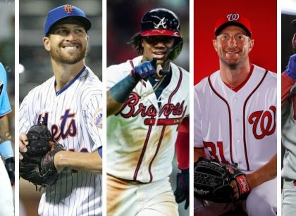 Nats, Mets, Phillies, Marlins y Bravos