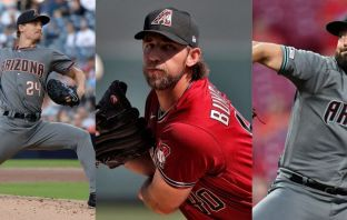 Posible pitcher abridor de Arizona para el Opening Day