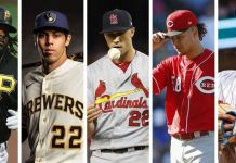 Cubs, Pirates, Brewers, Cardinals y Reds