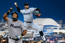 Miami Marlins serie final vs Yankees