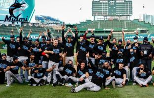 Miami Marlins hacen historia en Playoffs