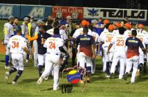 Caribes y Magallanes