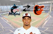 Miami Marlins interesados en el venezolano Anthony Santander