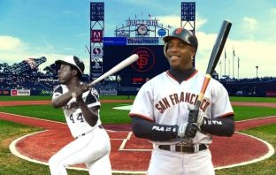 Barry Bonds dedicó emotivas palabras a Hank Aaron