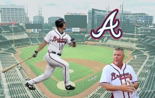 Bravos firman nuevamente a Chipper Jones