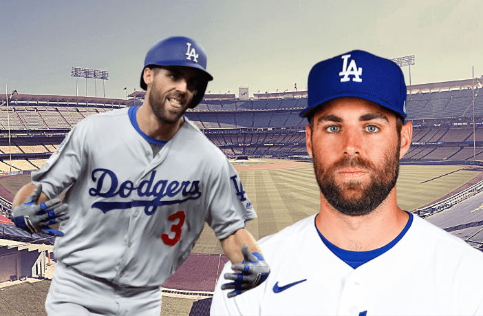 Chris Taylor tendrá un rol importante con Los Angeles Dodgers para MLB 2021
