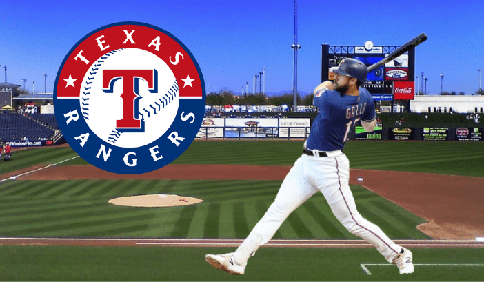 Joey Gallo abrió el Spring Training con jonrón