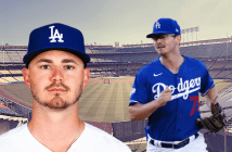 Zach McKinstry, el próximo utility de Los Angeles Dodgers para MLB 2021