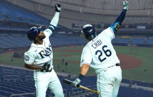 Rays de Tampa no tendrán disponible a Ji Man Choi para el Opening Day