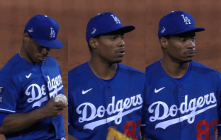 Josiah Gray destaca con Dodgers en el Spring Training 2021