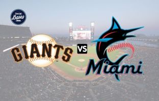 Miami Marlins vs Giants Juego en vivo