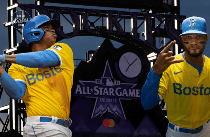 All Star Game MLB: Devers y Bogaerts titulares indiscutibles