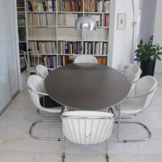 RVS tafelblad