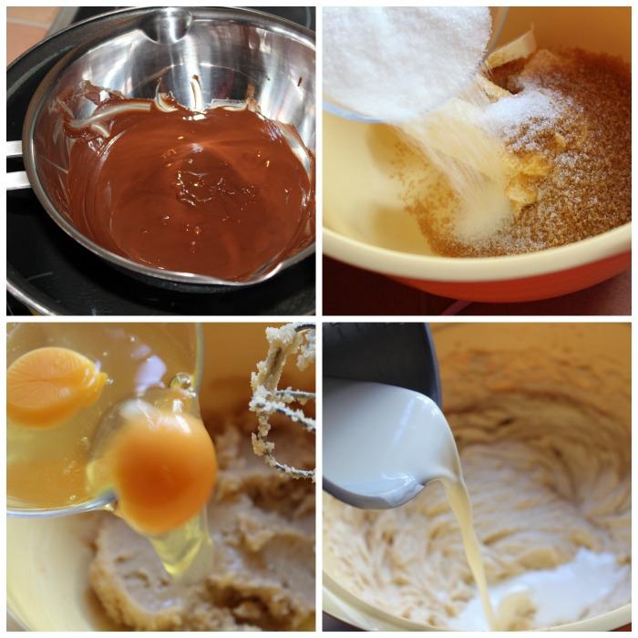 Muffins de chocolate 1