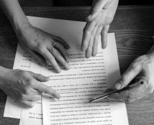 Firmando un nuevo contrato de vida