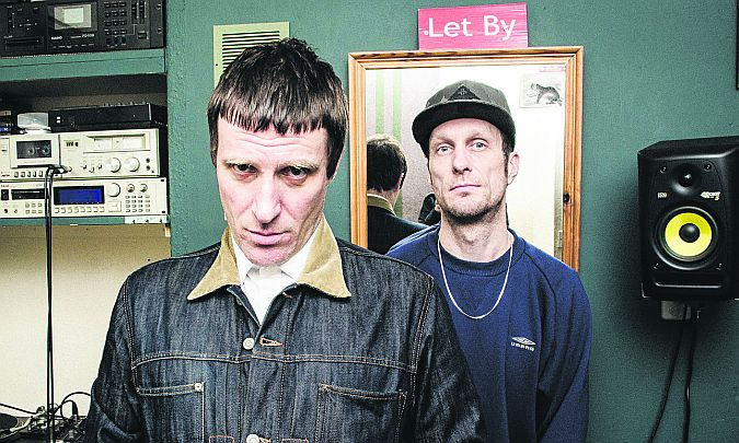 Edgy Sleaford Mods Dont Do Nicey Nice