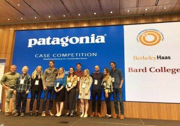 Team Lead the Change at the Patagonia Case Competition