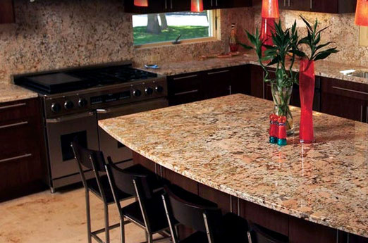 kitchen countertops which material is