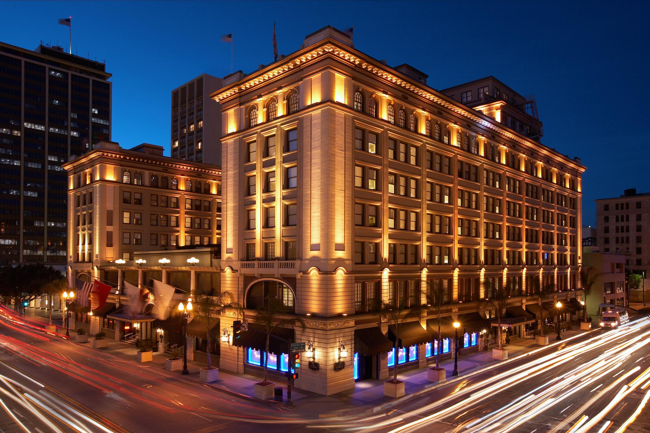 Hotel Grand President Exclusive Presidential Hotel Suites In San Diego