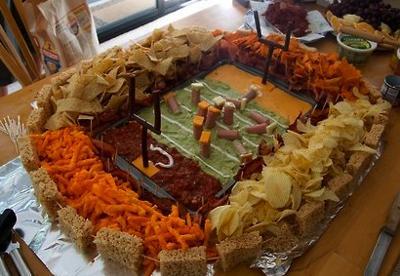 Sr. High Super Bowl Party