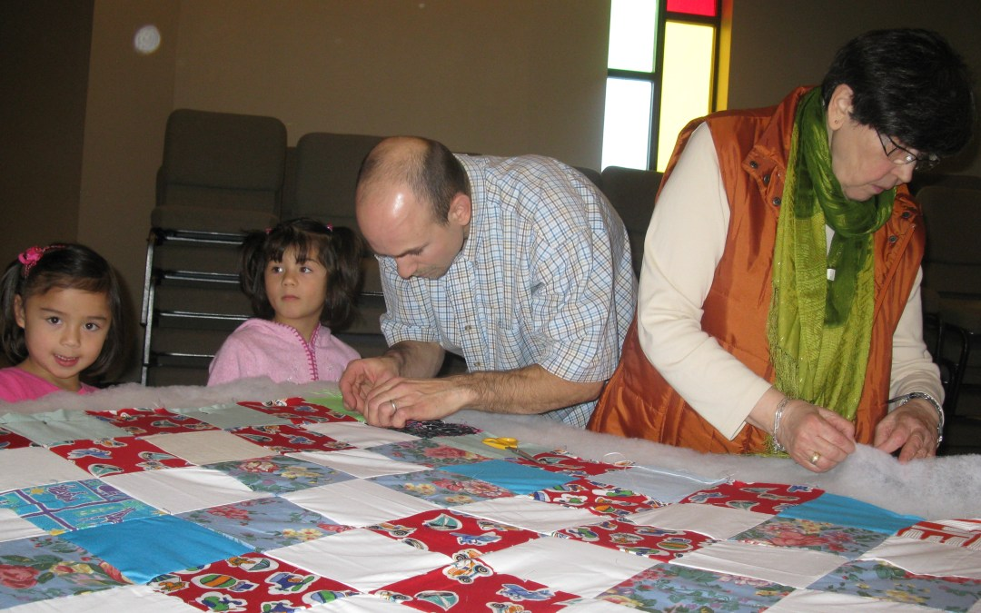 Quilting For MCC