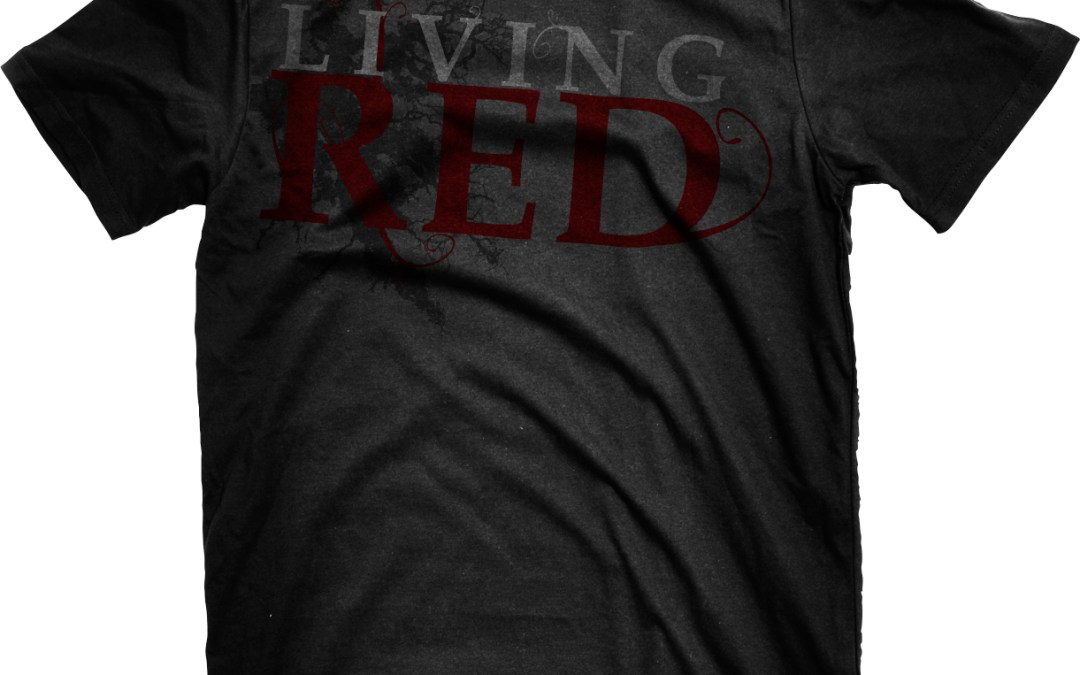 Living Red Shirts on SALE ($10)