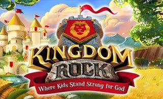 The Theme for Kids Club 2013 is … Kingdom Rock