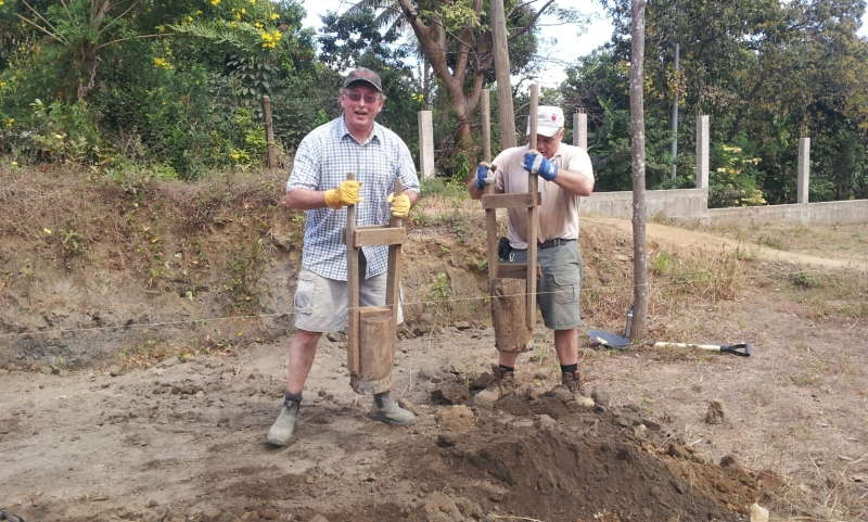 Team Nicaragua 2014: Day Three: From Rudy Hofer