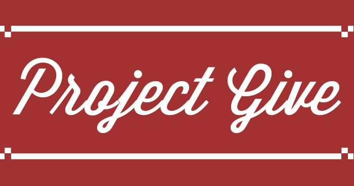 Project Give 2014