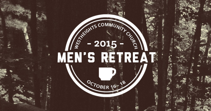 Westheights Men's Retreat
