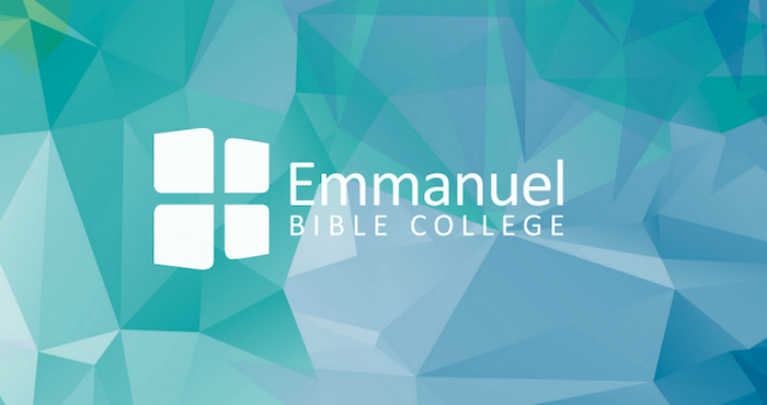 Emmanuel Bible College 75th Anniversary