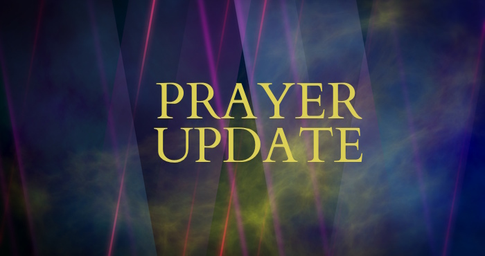 BIC Canada Prayer Update – August