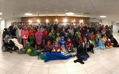 Halloween for Hunger A Big Success Again