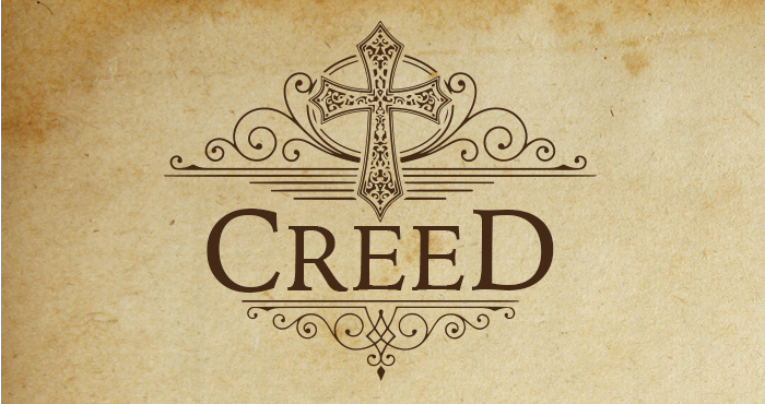 Creed #6 – I Believe In The Holy Christian Church