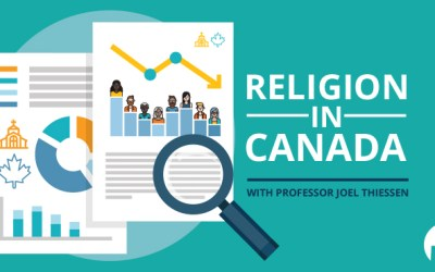 Podcast of Religion in Canada Seminar with Joel Thiessen