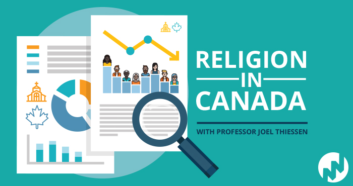 Religion in Canada – Free Seminar with Joel Thiessen