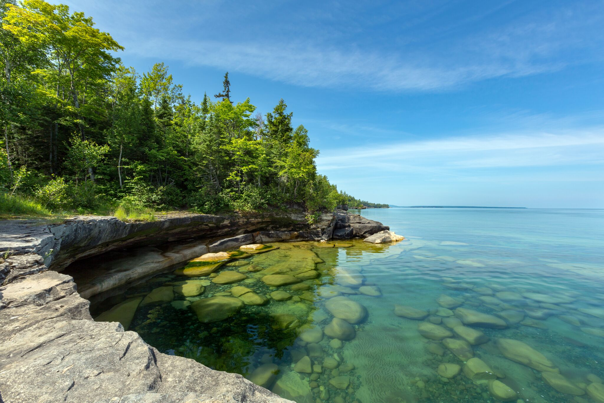 The Great Lakes Region A Model Of Binational Cooperation