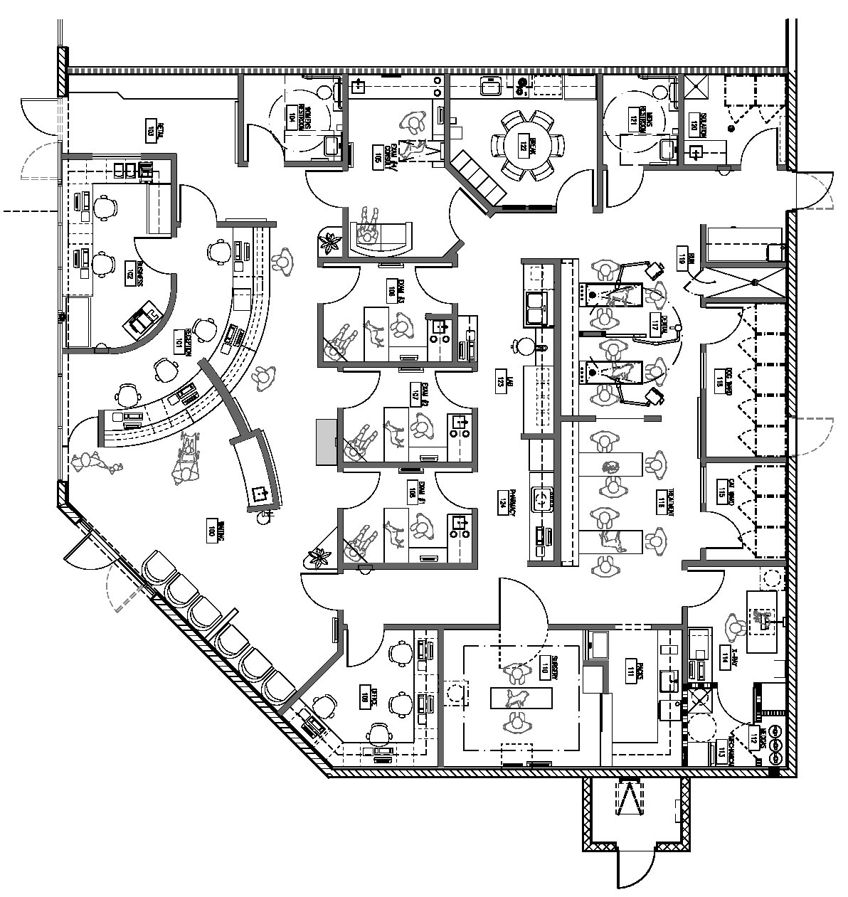 Space Requirements What Is The Average Sqft Requirement